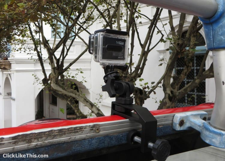 gopro pedco mount review