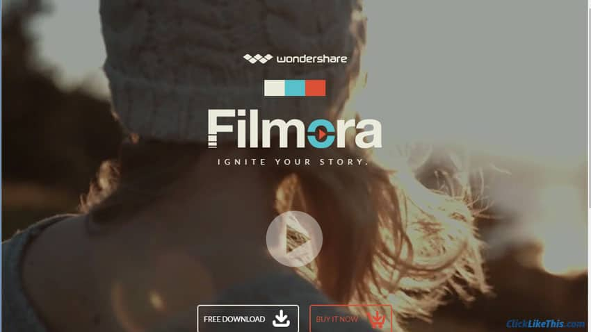 filmora free gopro editing software