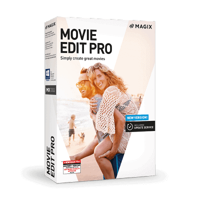 Magix GoPro editing software